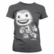 LBP Tattoo Sackboy Girly Tee, Girly Tee