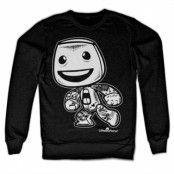 LBP Tattoo Sackboy Sweatshirt, Sweatshirt