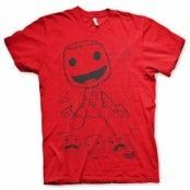 Sackboy Sketch T-Shirt, Basic Tee