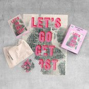 Print Club London x Luckies Let's Go Get Lost Together NY 500 Pieces Puzzl