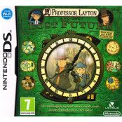 Professor Layton & The Lost Future