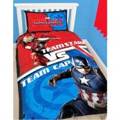 Captain America Civil War Bäddset