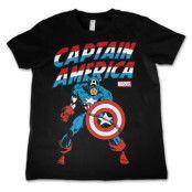 Captain America Kids T-Shirt, Kids T-Shirt