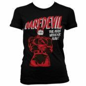 Daredevil Girly T-Shirt, Girly T-Shirt