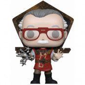 Funko POP! Heroes: Marvel Comics - Stan Lee (Ragnarok Outfit)