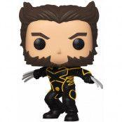 Funko POP! Heroes: Marvel Comics - Wolverine In Jacket 20th Anniversary
