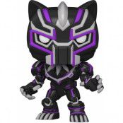 Funko POP! Marvel: Avengers Mech Strike - Black Panther