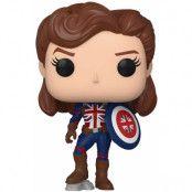 Funko POP! Marvel: What If...? - Captain Carter