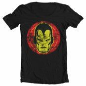 Iron Man Icon Wide Neck Tee, Wide Neck T-Shirt