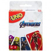 Marvel Avengers - Uno Card Game