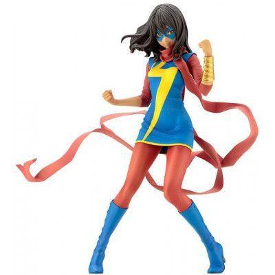 Marvel Bishoujo - Ms. Marvel (Kamala Khan) Statue - 1/7