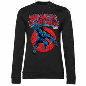 Marvel Comics - Black Panther Girly Sweatshirt, Sweatshirt