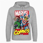 Marvel Comics Heroes Epic Hoodie, Epic Hooded Pullover