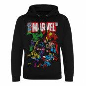 Marvel Comics - Team-Up Epic Hoodie, Epic Hooded Pullover