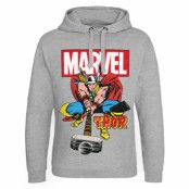 Marvel Comics - The Mighty Thor Epic Hoodie, Epic Hooded Pullover
