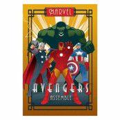 Marvel Deco, Maxi Poster - Avengers