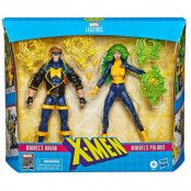Marvel Legends 80th Anniversary - X-Men Havok & Polaris 2-Pack