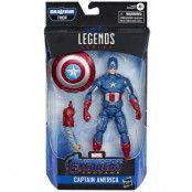 Marvel Legends Avengers: Endgame - Captain America (Thor BAF)