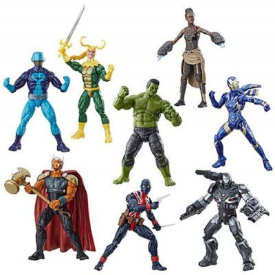 Marvel Legends Avengers Wave 4