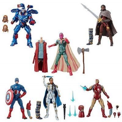 Marvel Legends Avengers Wave 5