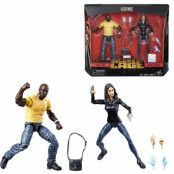 Marvel Legends - Luke Cage and Claire Temple - Exclusive
