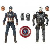 Marvel Legends MCU 10th Anniversary - Captain America & Crossbones