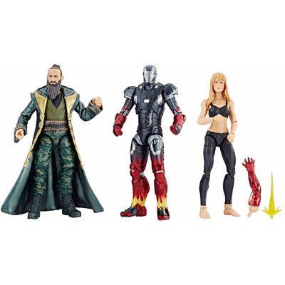 Marvel Legends MCU 10th Anniversary - Iron Man 3 3-Pack
