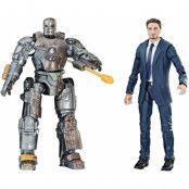 Marvel Legends MCU 10th Anniversary - Tony Stark & Iron Man Mark I