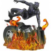 Marvel Movie Gallery - Black Panther Version 2 Statue