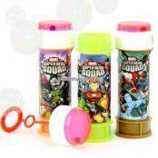 Marvel superhjälte såpbubblor - 60ml
