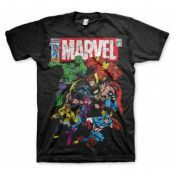 Marvel Team-Up T-Shirt, Basic Tee