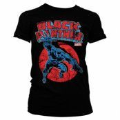 Marvels Black Panther Girly Tee, Girly T-Shirt