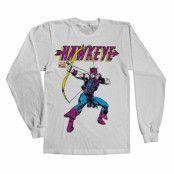 Marvels Hawkeye Long Sleeve Tee, Long Sleeve T-Shirt