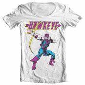 Marvels Hawkeye Wide Neck Tee, Wide Neck Tee