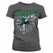 Marvels Karnak Girly T-Shirt, Girly Tee