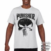 Marvel's The Punisher Big Skull Performance Mans Tee, CORE PERFORMANCE MENS TEE