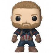 POP! Vinyl Avengers Infinity War - Captain America