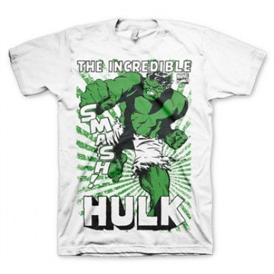 The Hulk Smash T-Shirt, Basic Tee