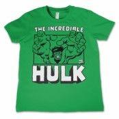 The Incredible Hulk Kids T-Shirt, Kids T-Shirt