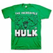 The Incredible Hulk T-Shirt, Basic Tee
