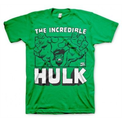 The Incredible Hulk T-Shirt, Basic Tee