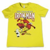 The Invincible Iron Man Kids T-Shirt, Kids T-Shirt