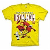 The Invincible Iron Man T-Shirt, Basic Tee