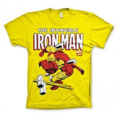 The Invincible Iron Man T-Shirt, Basic Tee