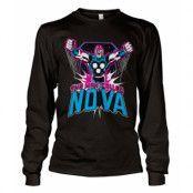 The Man Called Nova Long Sleeve Tee, Long Sleeve T-Shirt