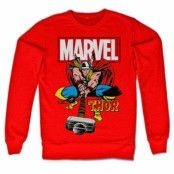 The Mighty Thor Sweatshirt, Sweatshirt