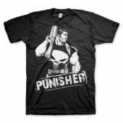The Punisher Character T-Shirt, Basic Tee