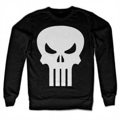 The Punisher Skull Sweatshirt, Sweatshirt