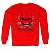 The Red Skull Sweatshirt, Sweatshirt