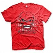 The Red Skull T-Shirt, Basic Tee